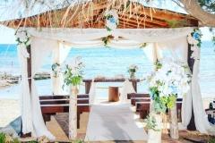 https://eskuvociprus.hu/ciprusi-eskuvo-helyszinek/ciprusi-eskuvok-alom-eskuvoi-helyszinei/ - Romantikus tengerparti helyszín , egyedi dekorálásással
