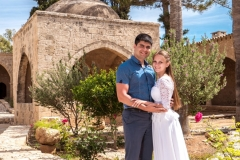 Esküvő Cipruson