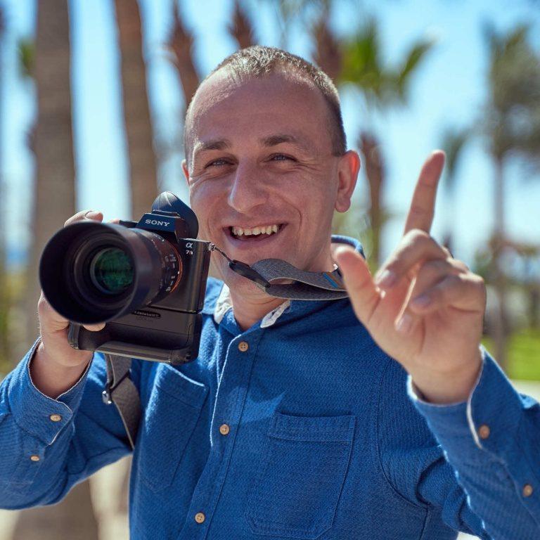 Profi fotós az esküvődön