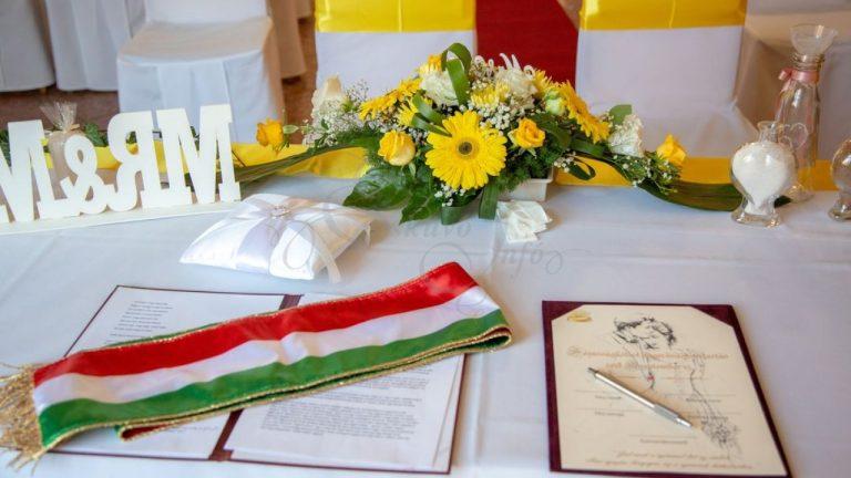 Esküvői szertartásvezető