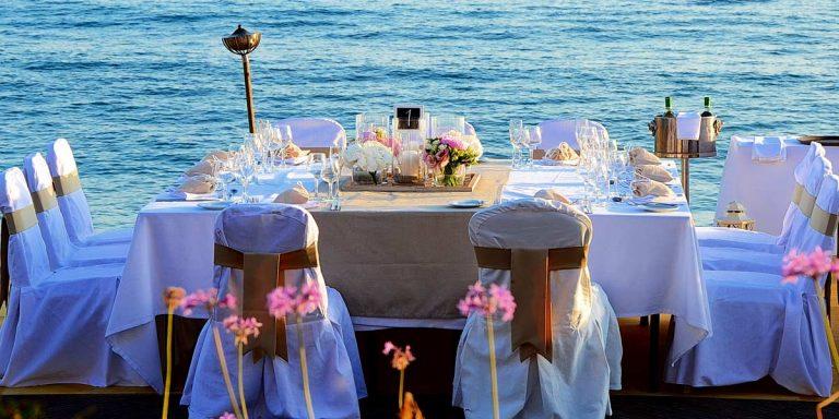 Ciprusi esküvő - Catering